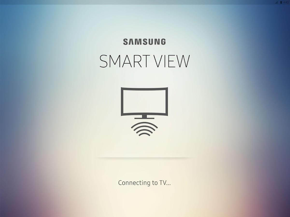 Smart View Samsung Tv