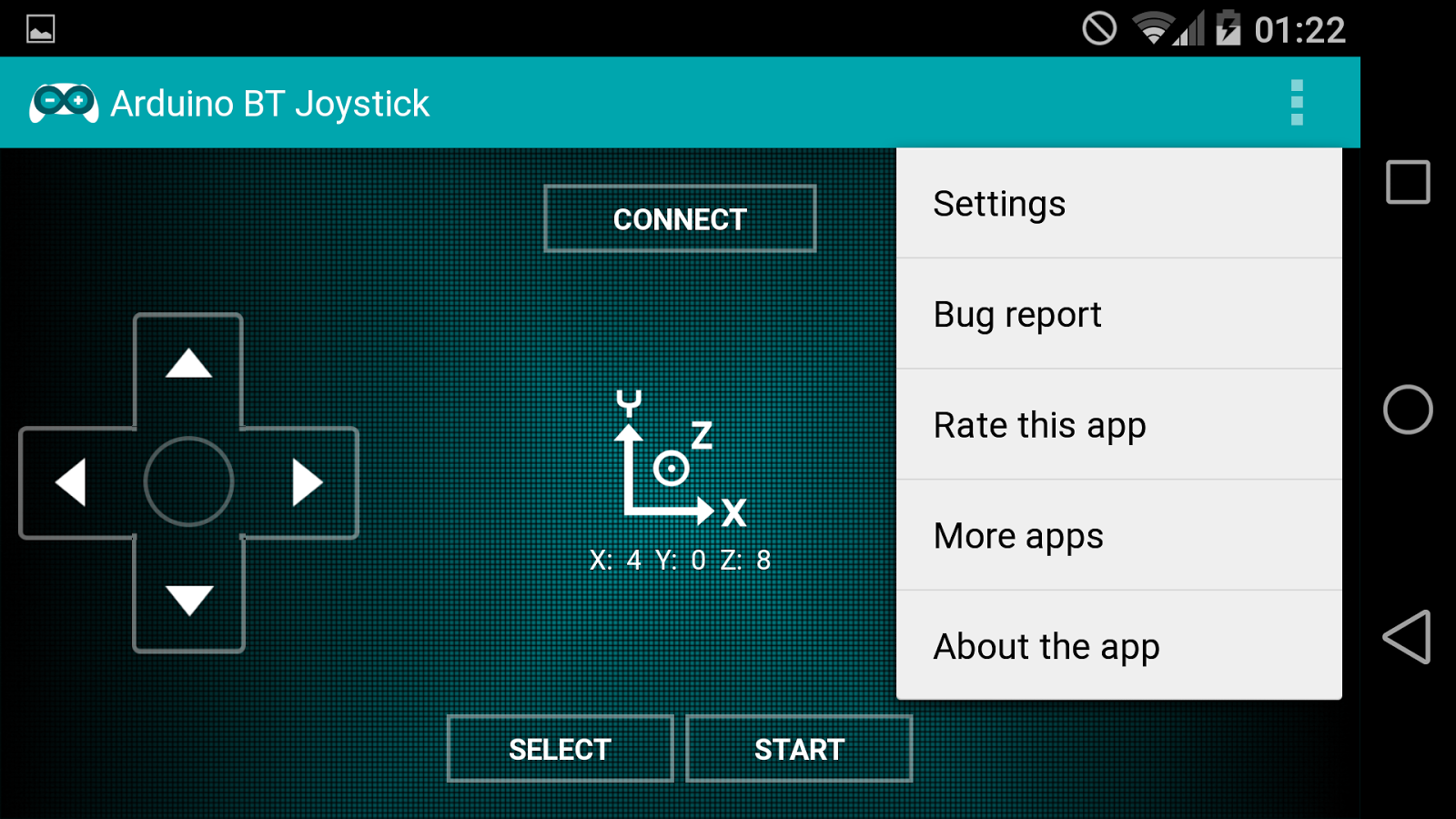 Arduino bt joystick free apk download android tools apps