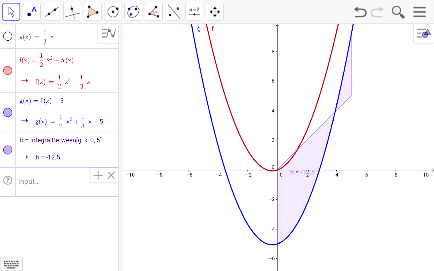 Geogebra Classic Apk Download Android Education Apps