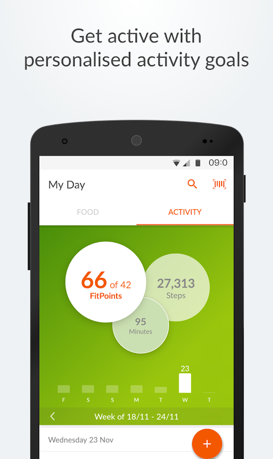 Populaire Weight Watchers Mobile 6.1.2 APK Download - Android Health  BO92