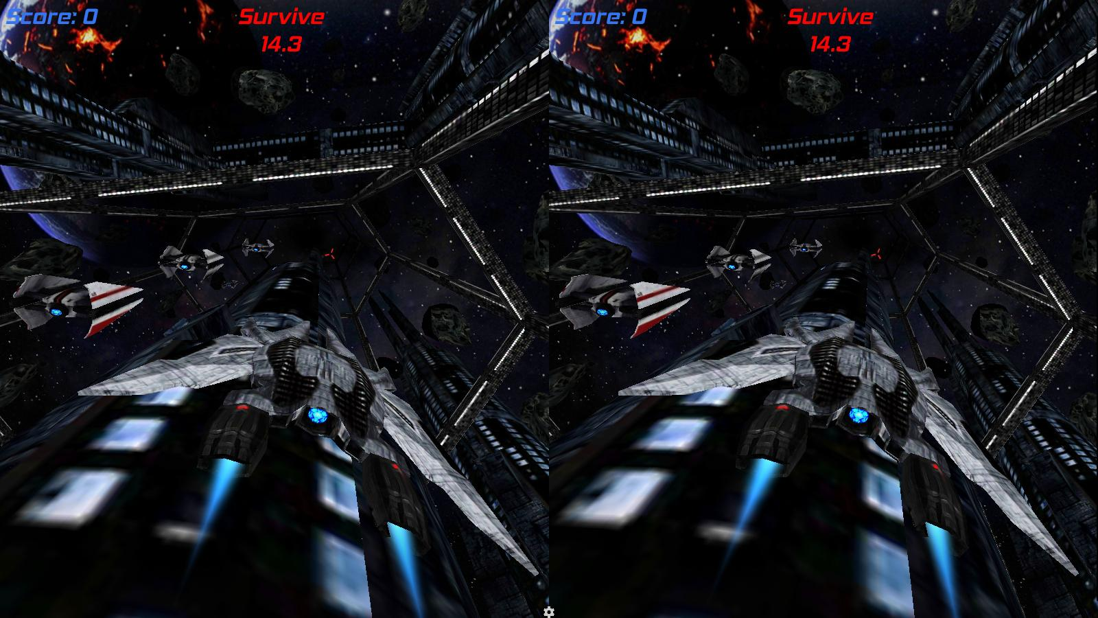 Space City Wars VR Deluxe 1 2 APK Download - Android Arcade ألعاب