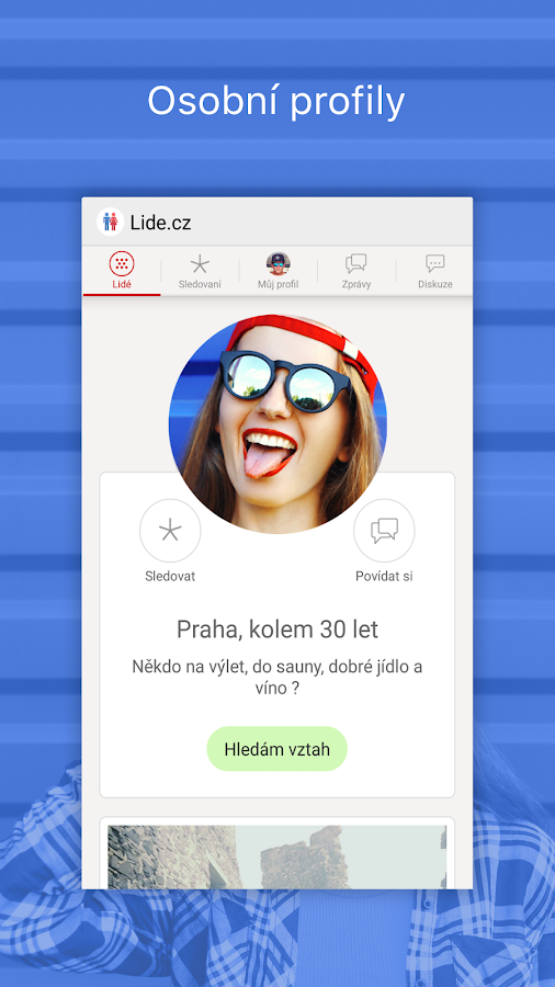Lide.cz dating