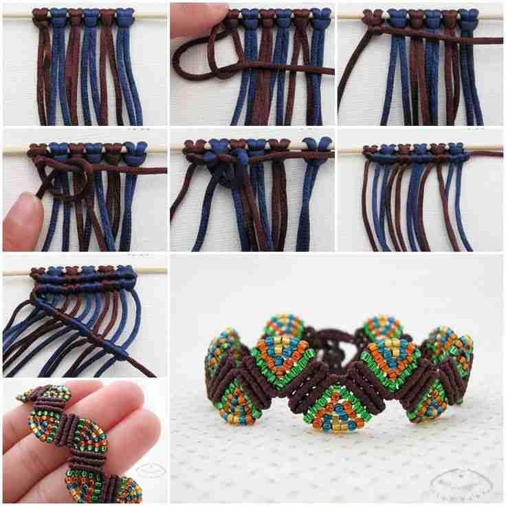 DIY Bracelet Design Ideas 1.0 APK Download - Android Lifestyle Apps