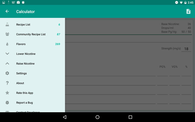 Roman numerals calculator -  Ejuice Calculator 8 0 1 15 Screenshot 10