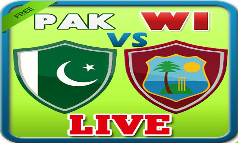 Pak Vs WI Live Cricket TV Free 1 0 APK Download - Android Sport Spellen