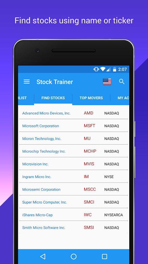 Stock Trainer: Virtual Trading 2.57 APK Download - Android