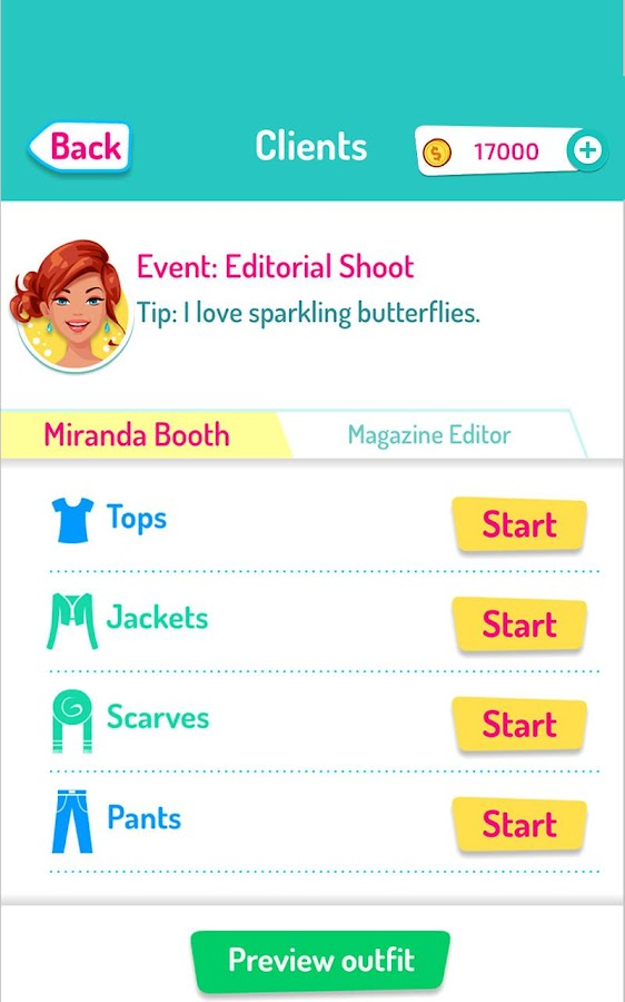 Star Fashion Designer 2 Screenshot 6