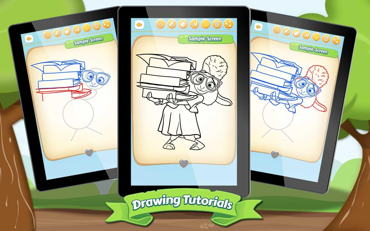 How To Draw Zootopia 1 1 APK Download Android Educational