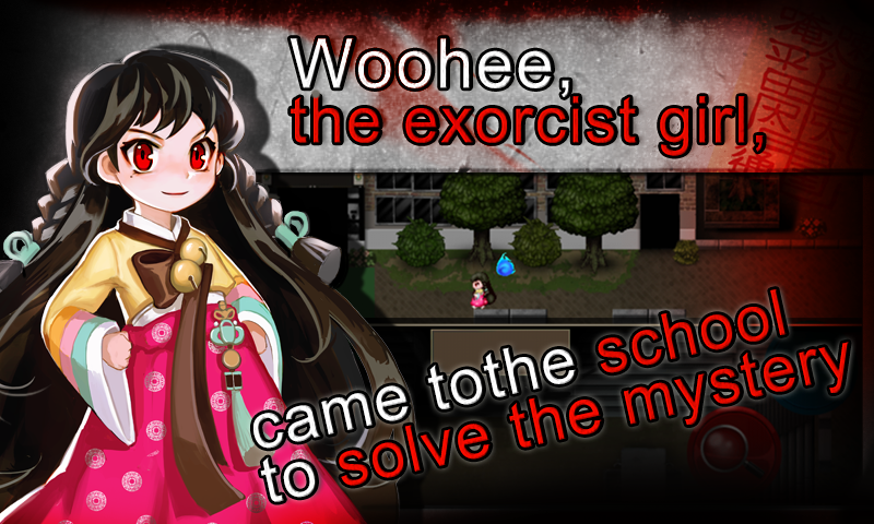 The Exorcist[Story of School] 1.0.5 APK Download - Android ...