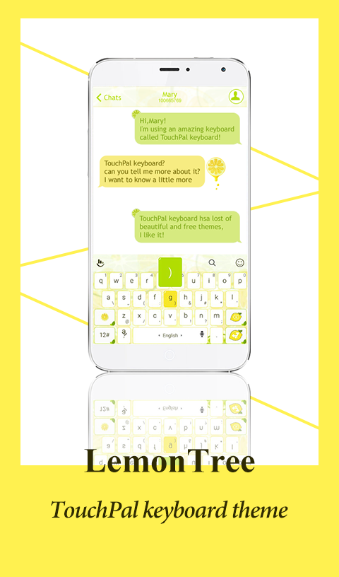 b3d267987c6 TouchPal Lemon Tree Theme 6.2.14.2019 APK Download - Android Tools Apps