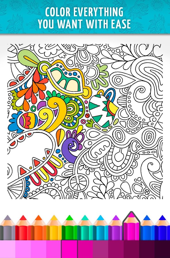 coloring book art studio 231 screenshot 5