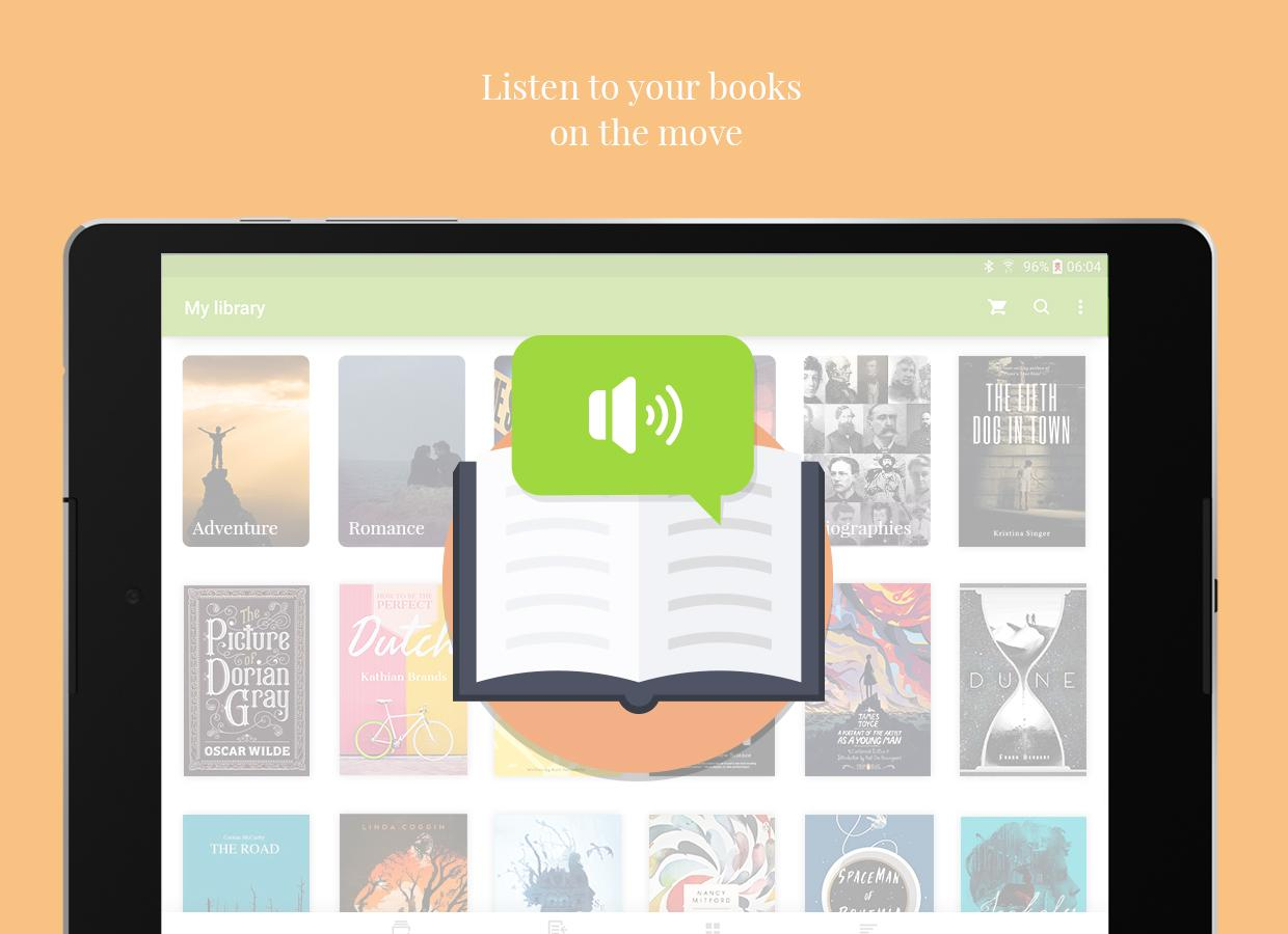 Universal Book Reader 36702 Screenshot 20