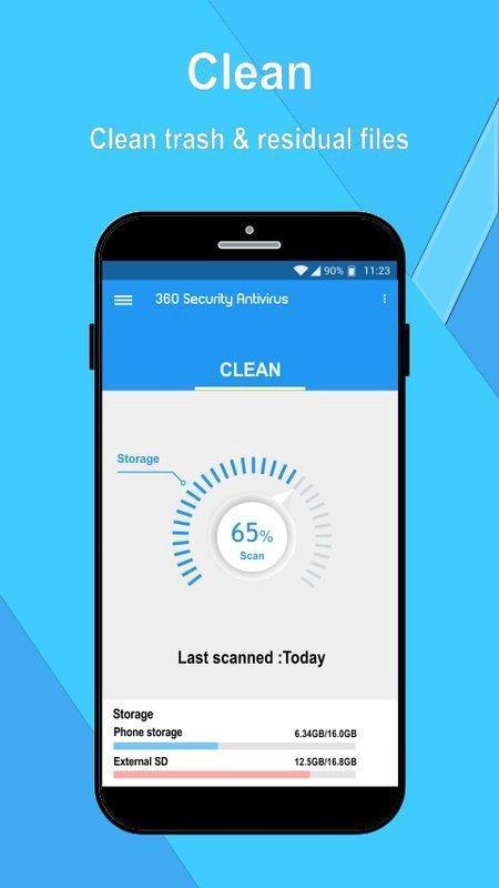 Madison : Antivirus 360 total security apk