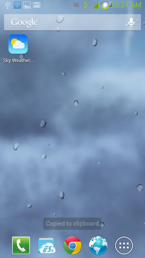 Sky Weather 26 Screenshot 11