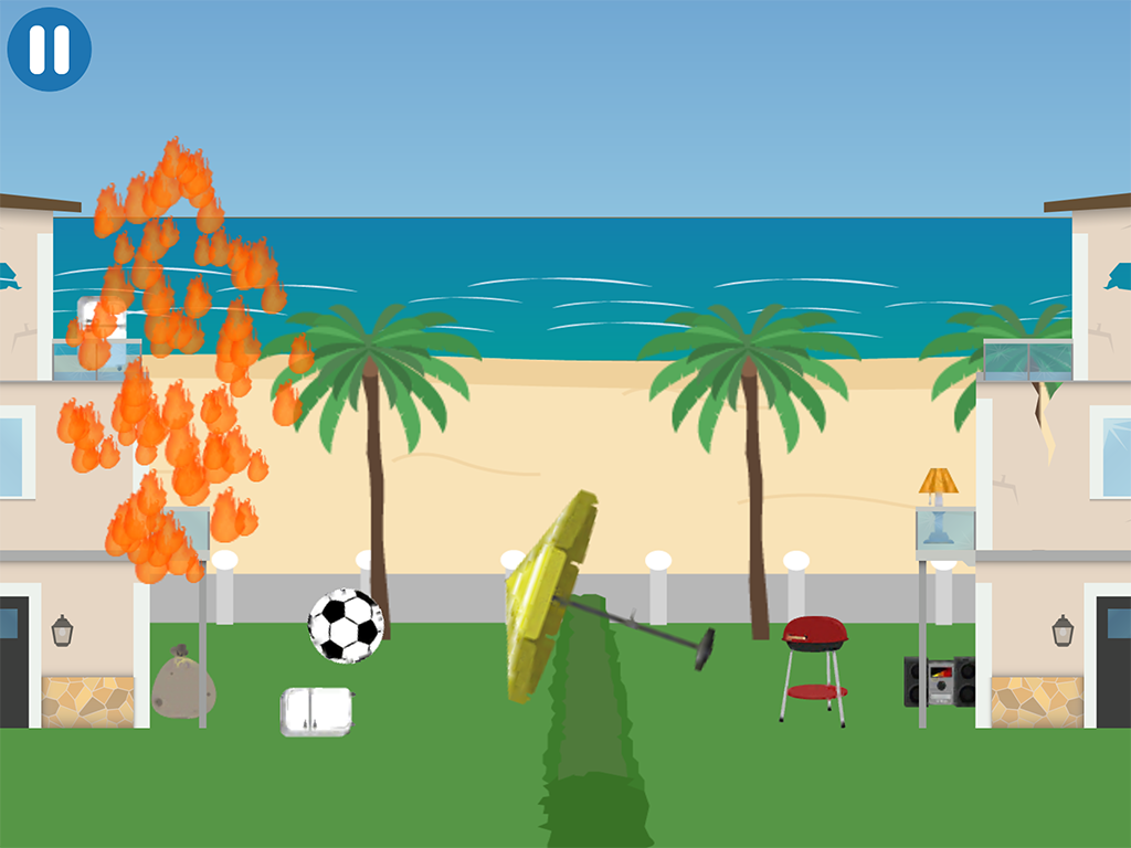 backyard brawl summertime 1 apk download android action games