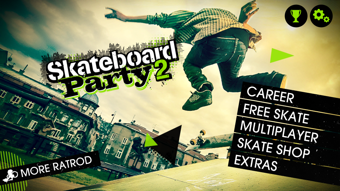 Skateboard Party 2 Lite APK Download - Android Sports Games