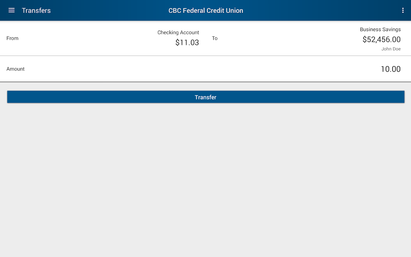 CBC Federal Credit Union 5.2.1.0 APK Download - Android Finance Apps