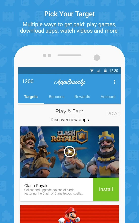 AppBounty – Free gift cards 2.5.11 APK Download - Android ...
