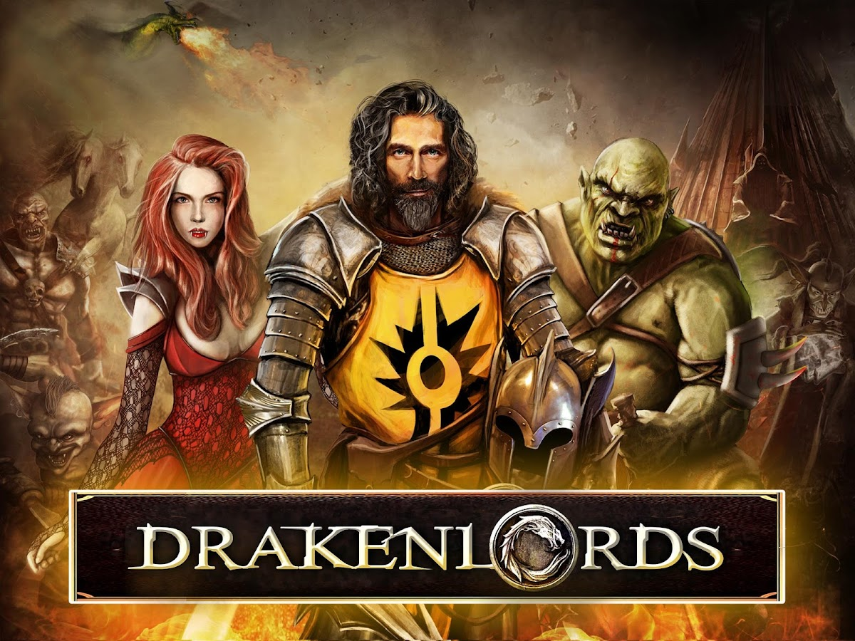drakenlords ccg card duels 3 4 6 apk download android card games