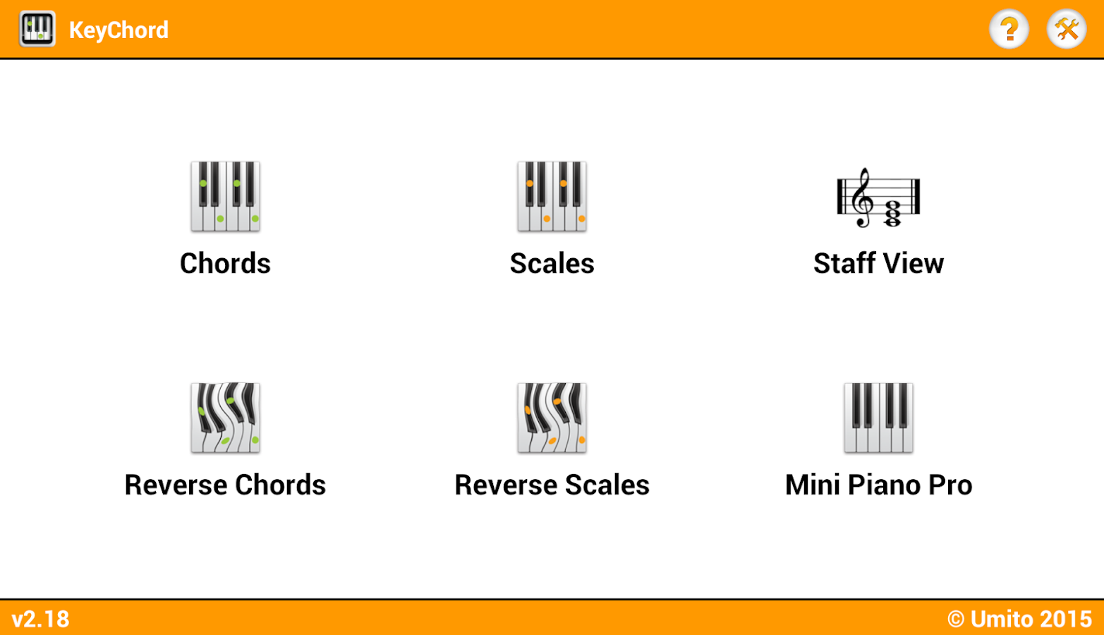 Keychord piano chordsscales apk download android books keychord piano chordsscales screenshot 17 hexwebz Images