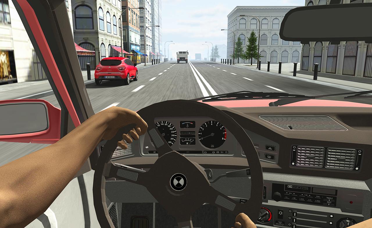 Race Simulatoronline Car Racing Simulator