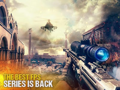 Modern Combat 5: eSports FPS 3.5.0g screenshot 1