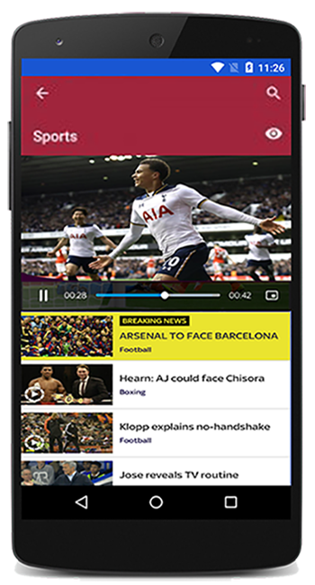 Mobdro TV 1 0 APK Download - Android Sports Games