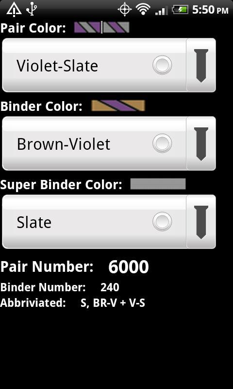 Telecom color code calculator 14 apk download android tools apps telecom color code calculator 14 screenshot 7 sciox Images