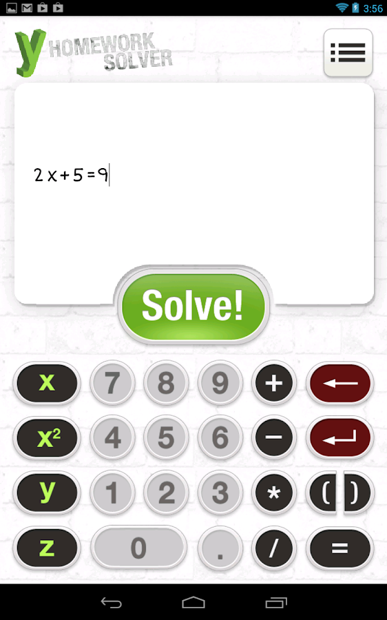 yhomework math solver apk android education apps yhomework math solver screenshot 9