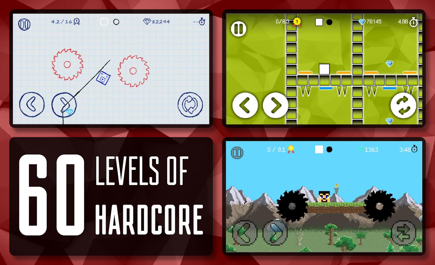 Rebons 1 3 APK Download - Android Arcade Games