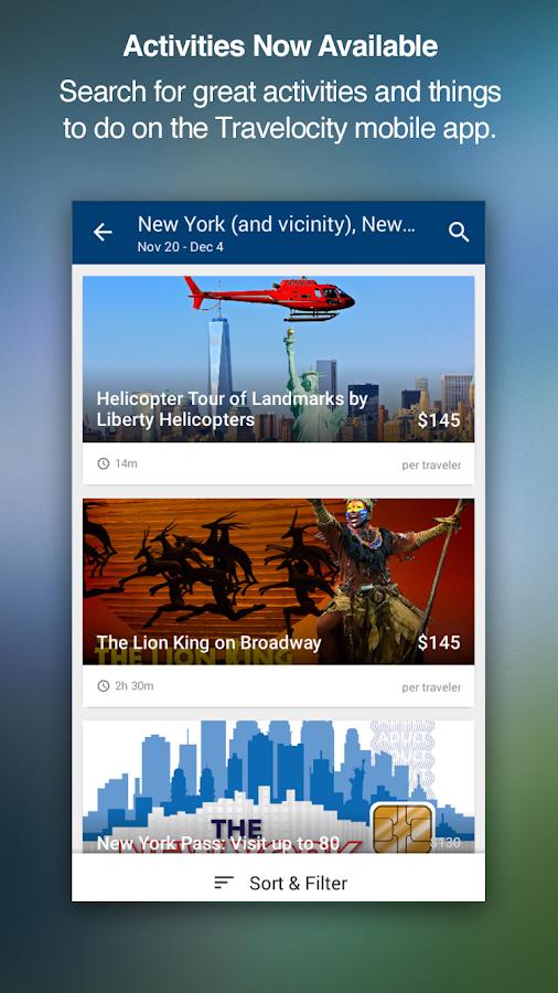 Travelocity Hotels Flights 17 50 0 Screenshot 5