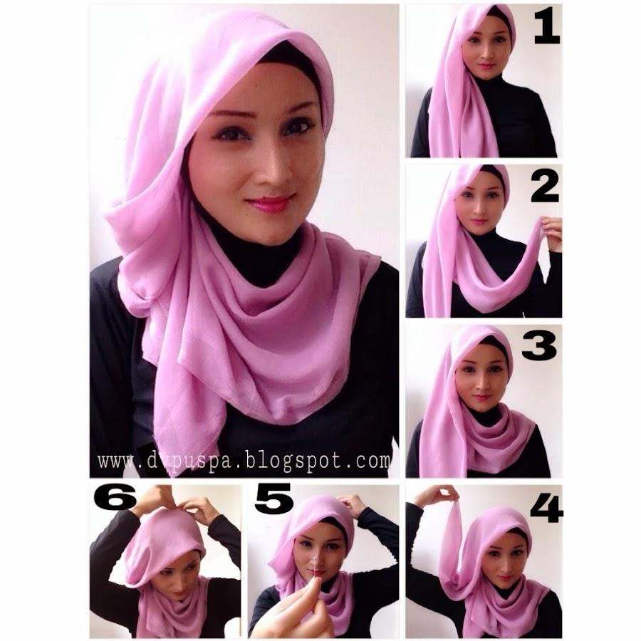tutorial hijab segi empat 1 0 screenshot 5