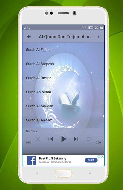 Al Quran Dan Terjemahan Mp3 Indonesia 10 Apk Download