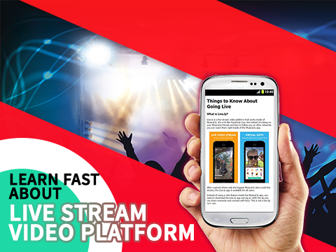 Stream live ly Tips 1 0 APK Download - Android Books