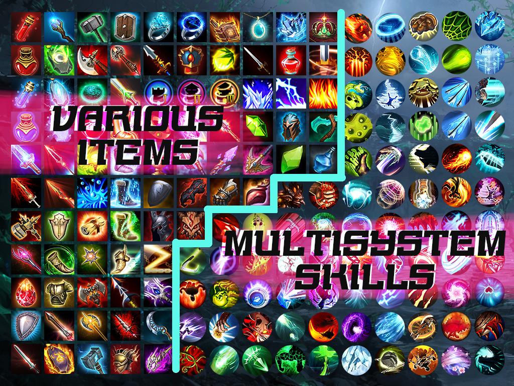 download game moba legends kong skull apk