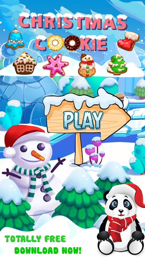 Cookie Blast - Christmas 1 1 APK Download - Android Puzzle Games