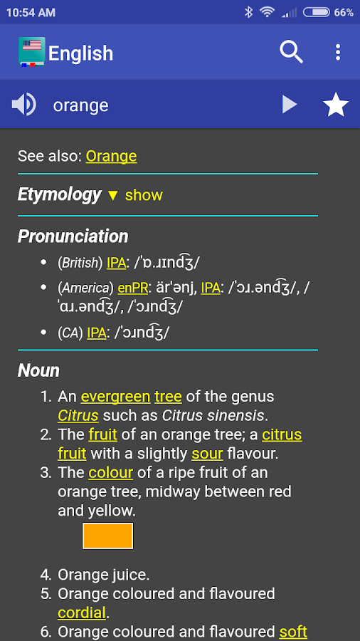 English Dictionary - Offline 3.8 APK Download - Android ...