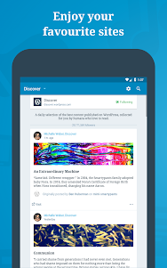 WordPress – Website & Blog Builder 5.3 screenshot 12