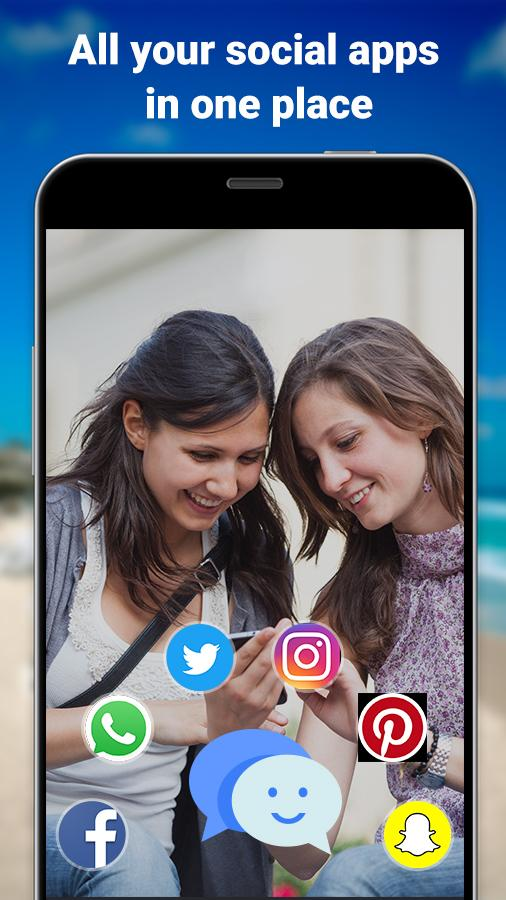 Messenger - for all social networks 1 1 10 APK Download - Android