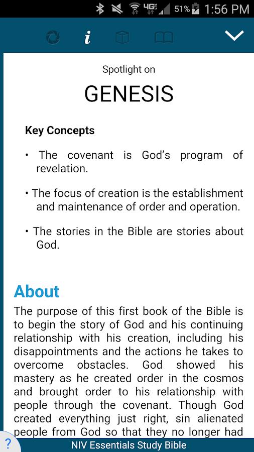 NIV Essentials Study Bible 7 15 5 APK Download - Android
