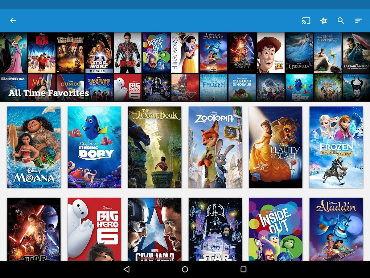 Disney movies anywhere apk download android for Comcom voves