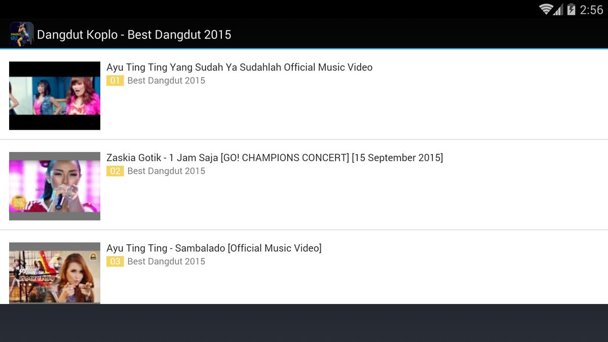 Lagu Dangdut Koplo Terbaru 1.0 APK Download - Android ...