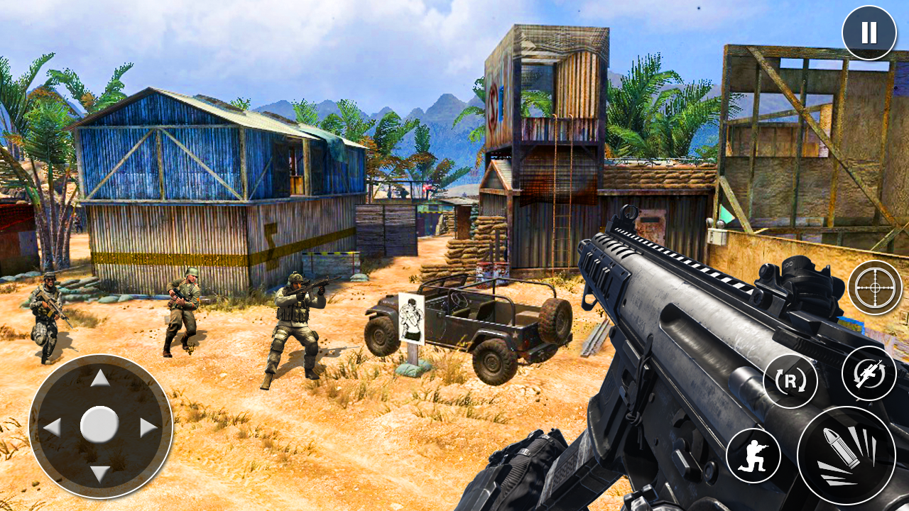 Army Sniper Shooter: Counter Terrorism Attack Game 1 0 APK