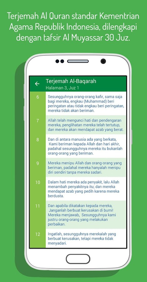 Quran Tajwid Indonesia 3.0.2 APK Download - Android Books ...