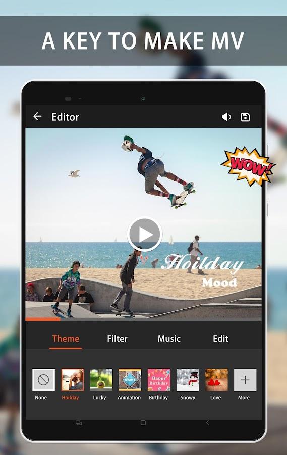 PowerDirector скачать бесплатно на русском на Андроид