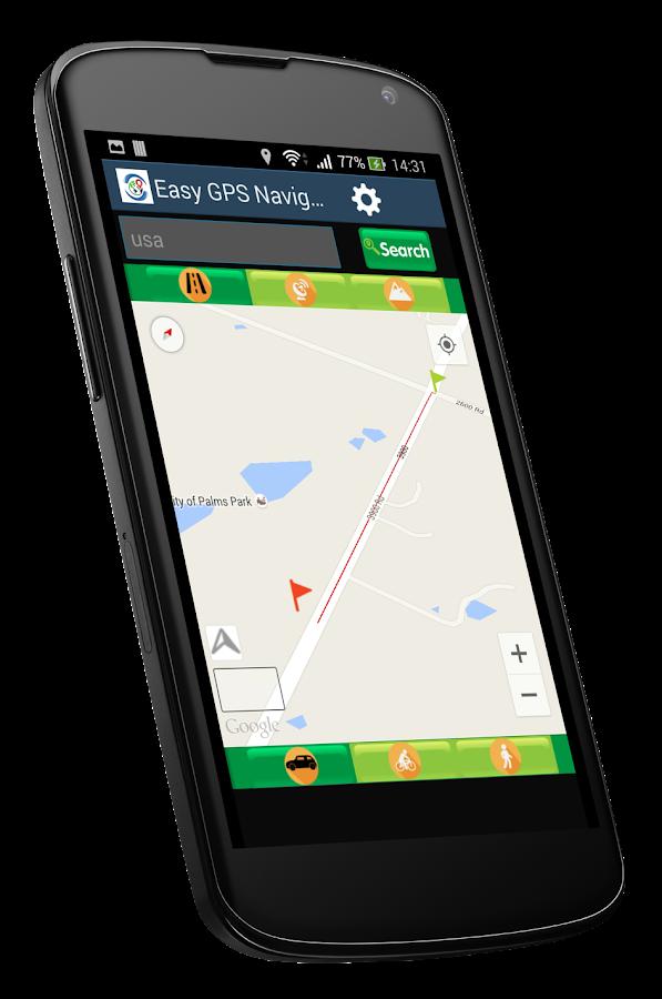 gps navigation app 4 5 apk download android travel local apps. Black Bedroom Furniture Sets. Home Design Ideas