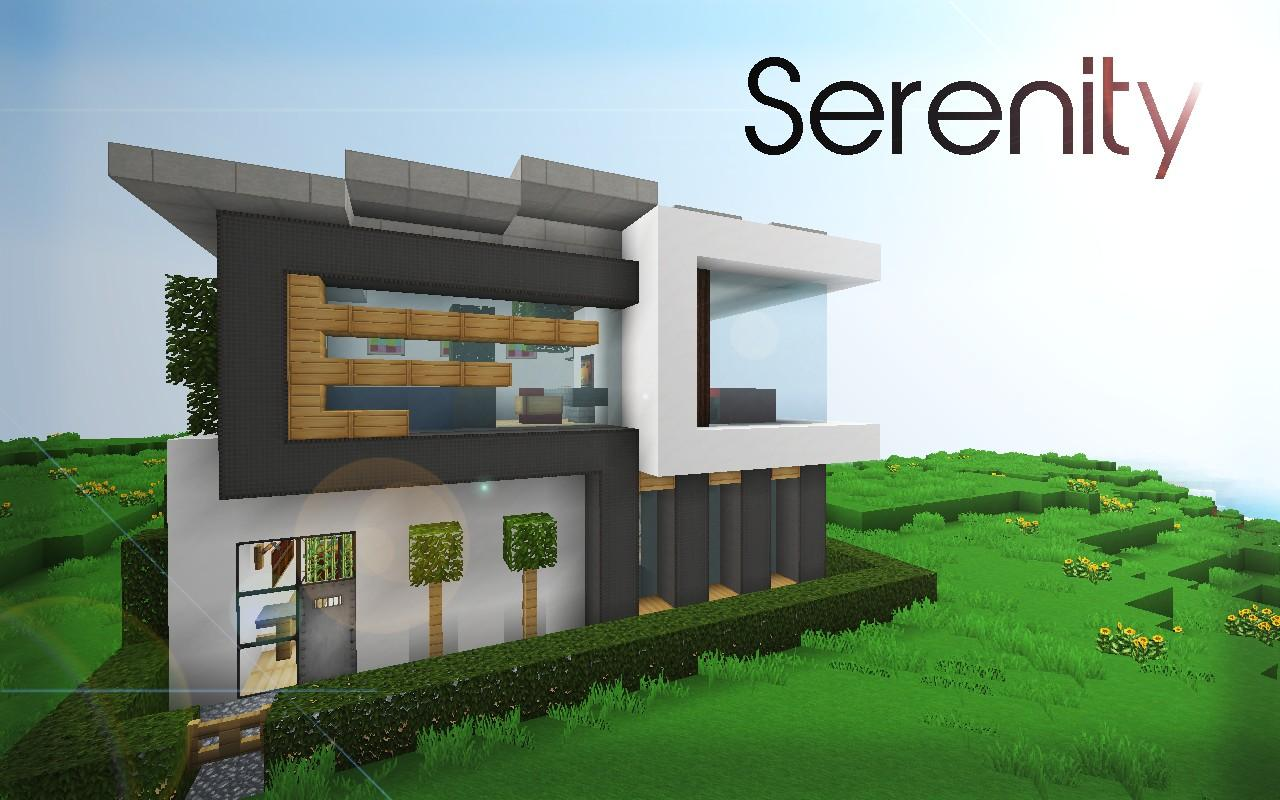Modern House Ideas MCPE MODS 10 APK Download Android Books