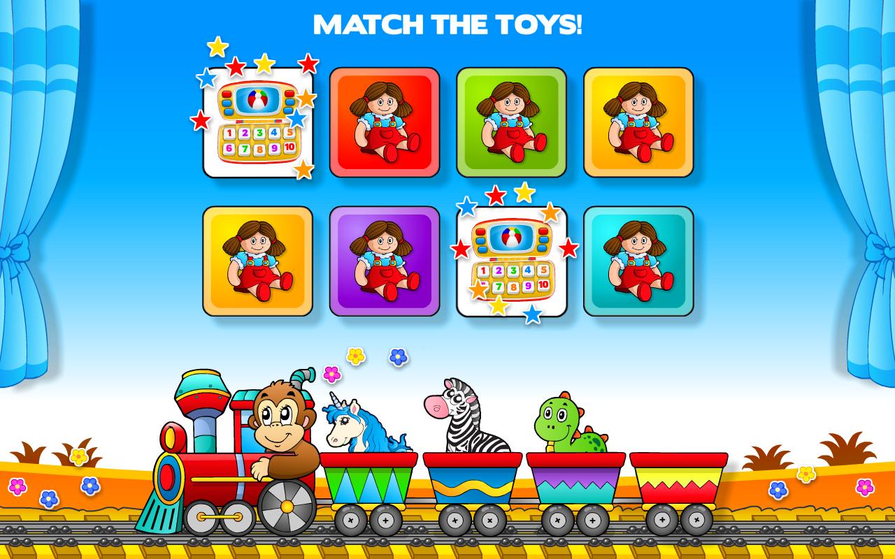 Preschool games for learning colors -  Preschool Learning Games Kids 3 0 5 Screenshot 21