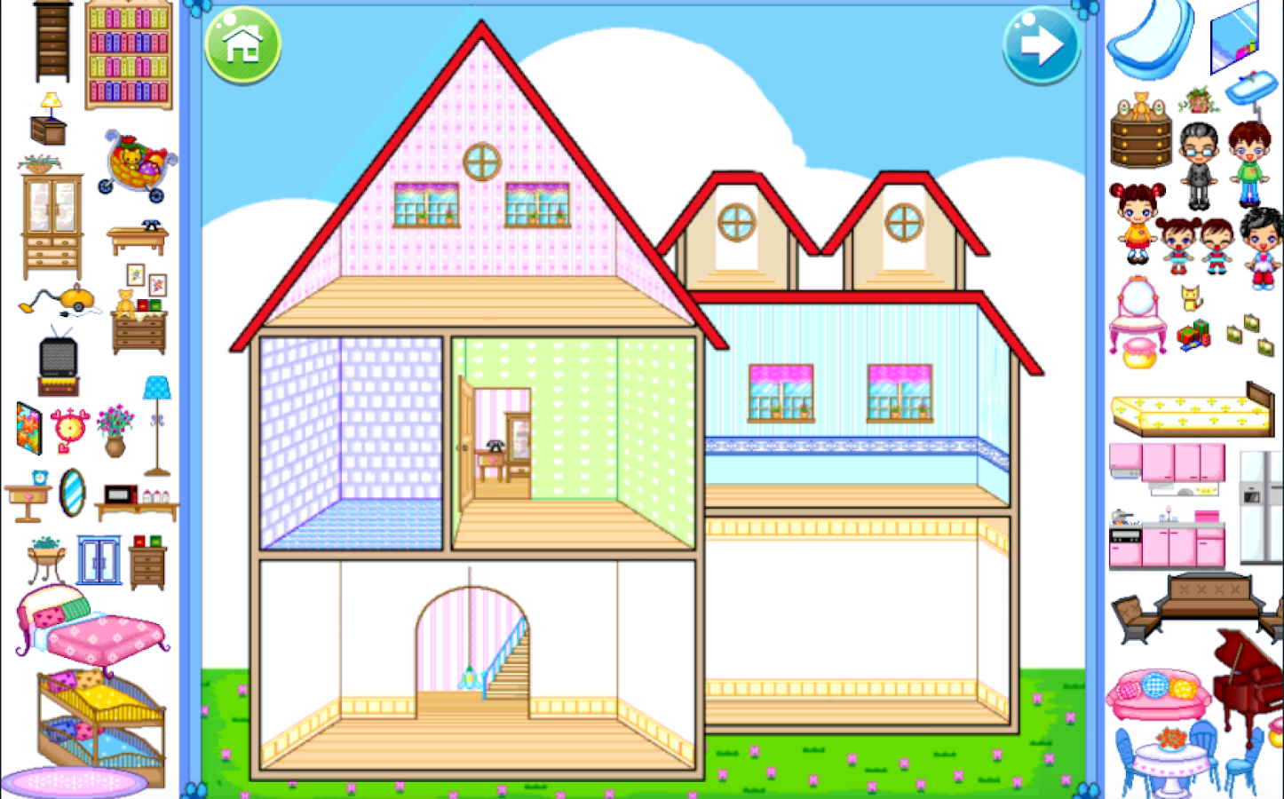 My Dream House Decoration 4 1 1 Apk Download Android Casual Games