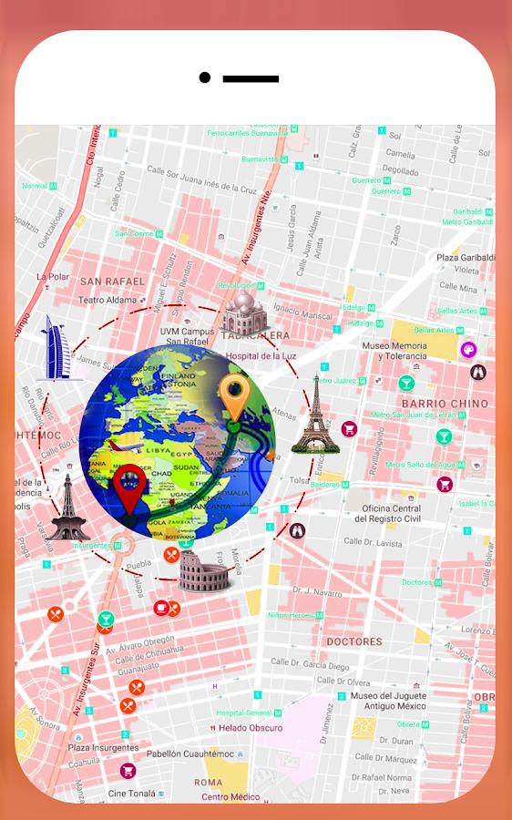 Offline World Map HD Navigation:World Map App 2017 1.0 APK Download on